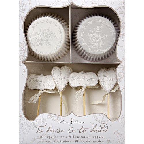 MM Kit para Cupcakes To Have and To Hold