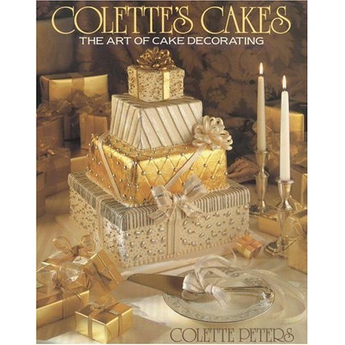 Livro The Art of Cake Decorating por Collete Peters - The ...