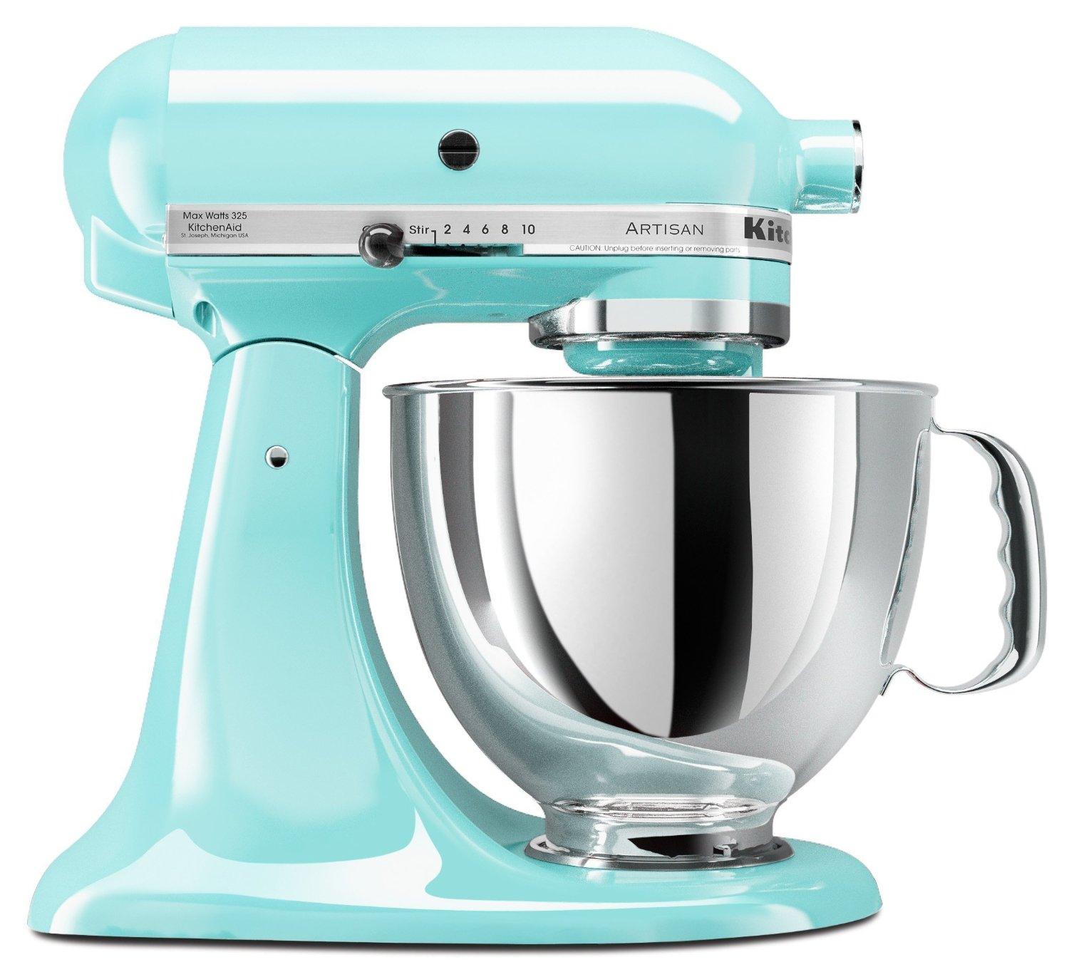 kitchenaid artisan stand mixer ice blue the great. Black Bedroom Furniture Sets. Home Design Ideas