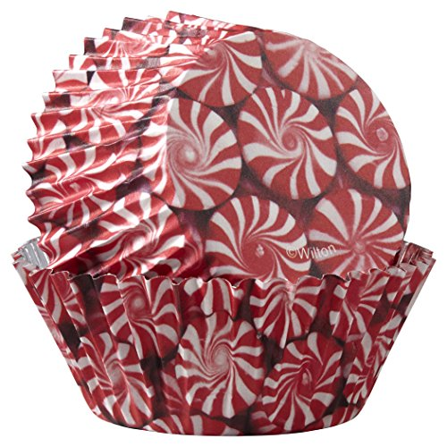 Wilton Cupcake Cases Peppermint