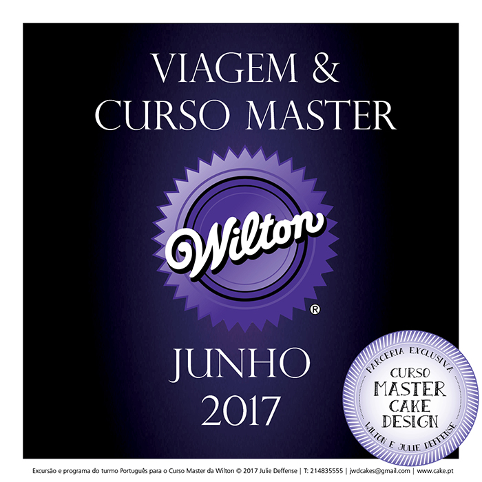 Registration - Wilton Master Course 2017